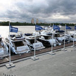 Фоторепортаж с выставки яхт и катеров MYS 2010