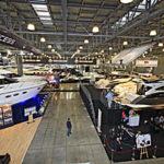 В Москве прошла международная выставка катеров и яхт