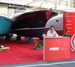48-е Boat Show В Генуе проходит с небывалым размахом. Эксклюзивный фоторепортаж.