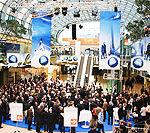 Фоторепортаж с открытия выставки Boot Dusseldorf-2008 : 6 павильон