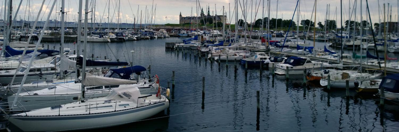 Стоянка для яхты в Европе